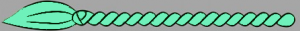 1. Corda - hellgrün