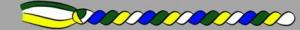 11. Corda - dunkelgrün/gelb/blau/weiss