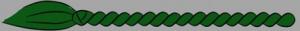 3. Corda - dunkelgrün