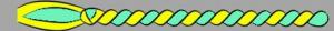 4. Corda - hellgrün - gelb