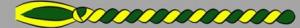 5. Corda - dunkelgrün / gelb