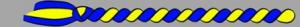7. Corda - gelb / blau